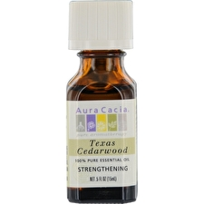 Aura Cacia Essential Oils Aura Cacia Texas Cedarwood-essential Oil 15ml/0.5oz