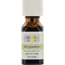 Aura Cacia Essential Oils Aura Cacia Bergamot-essential Oil 15ml/0.5oz