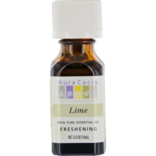 Aura Cacia Essential Oils Aura Cacia Lime-essential Oil 15ml/0.5oz
