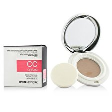 IPKN New York Artist's Touch Complexion Care CC Cream (Compact) - #02 Medium 7g/0.25oz