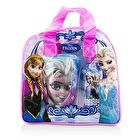 Air Val International Disney Frozen Coffret: Eau De Toilette Spray 100ml/3.4oz + Vaso Plástico + Bolsa 2pcs+1bag