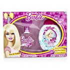 Air Val International Barbie Coffret: Eau De Toilette Spray 100ml/3.4oz + Shower Gel & Shampoo 300ml/10.2oz 2pcs