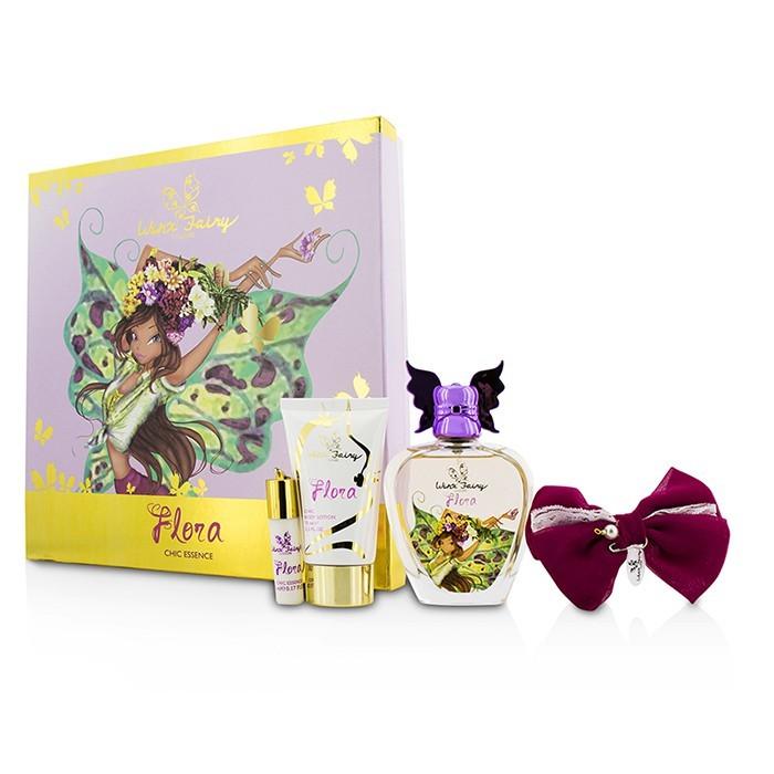 Winx fairy couture flora chic essence coffret eau de for Coffret de couture