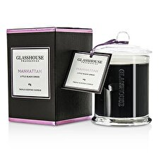 Glasshouse Triple Scented Candle - Manhattan (Little Black Dress) 60g