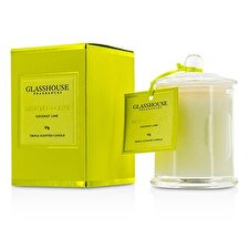 Glasshouse Triple Scented Candle - Montego Bay (Coconut Lime) 60g