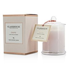 Glasshouse Triple Scented Candle - Oahu (Ilima Milk & Honey) 60g