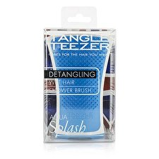 Tangle Teezer Aqua Splash Detangling Shower Brush - # Blue Lagoon (For Wet Hair) 1pc