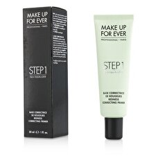 Make Up For Ever Step 1 Skin Equalizer - #5 Redness Correcting Primer 30ml/1oz