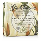 Nesti Dante Gli Officinali Soap - Calla-Lily & Rosemary - Velveting & Tonic 200g/7oz