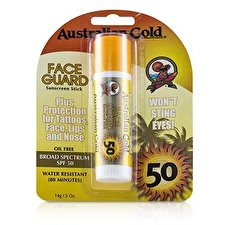 Australian Gold Face Guard Sunscreen Stick Broad Spectrum SPF 50 14g/0.5oz
