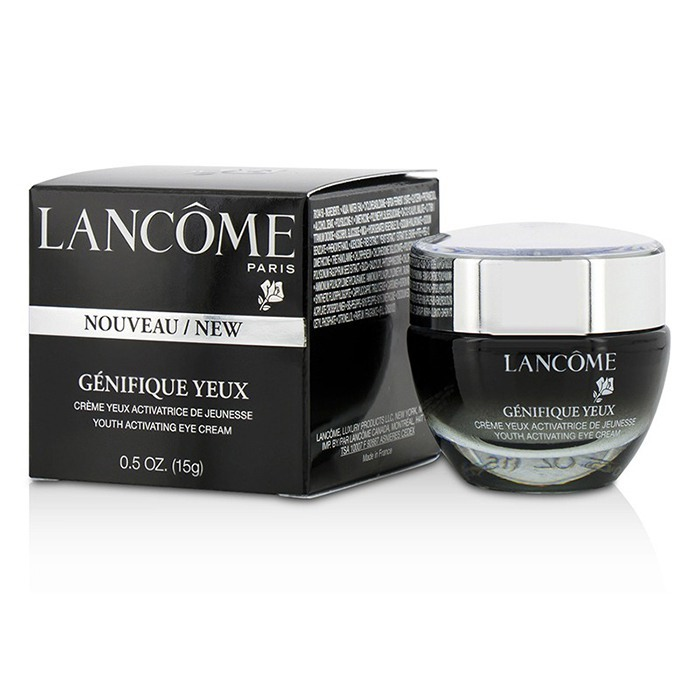 lancome genifique eye how to use