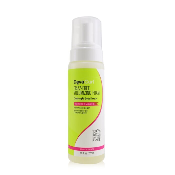 Devacurl Frizz Free Volumizing Foam Lightweight Body