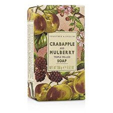 Crabtree & Evelyn Crabapple & Mulberry Jabón Triple Molido 158g/5.57oz