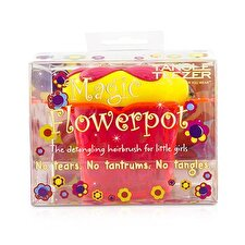 Tangle Teezer Magie Flowerpot Kinder Entwirren Haar-Bürste - # Princess Pink 1pc