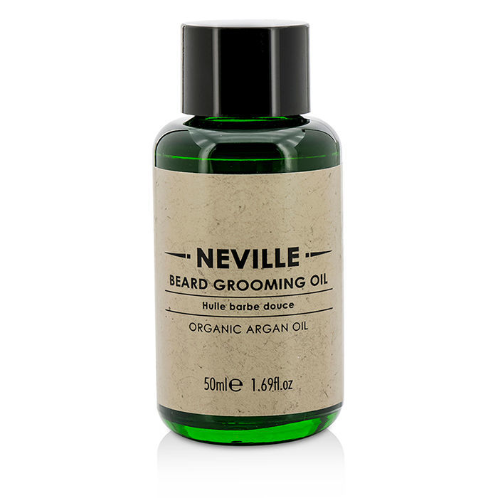 neville beard grooming oil 50ml cosmetics now uk. Black Bedroom Furniture Sets. Home Design Ideas