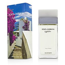Dolce & Gabbana D & G Light Blue Escape To Panarea Eau De Toilette Spray (limited Edition) 100ml/3.3oz