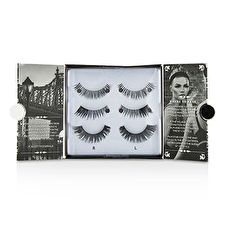 Eylure The New York Edit Multipack Pestañas Postizas - # 114, # 118, # 107 (Incluye Adhesivo) 3pairs