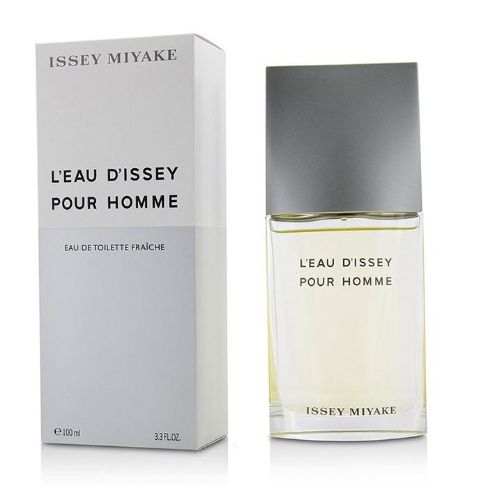 issey miyake l eau d issey pour homme eau de toilette fraiche spray 100ml cosmetics now australia
