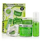 Peter Thomas Roth Cucumber Detox Kit: Gel Mask 150ml/5oz + Foaming Cleanser 30ml/1oz + Hydrating Gel 15ml/1oz + Eye-Cu 4pcs