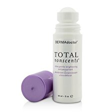 DERMAdoctor Total Nonscents Ultra-Gentle Brightening Antiperspirant 90ml/3oz