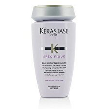 Kerastase Specifique Bain Anti-Pelliculaire Anti-Dandruff Solution Shampoo (Dandruff-Prone Oily or Dry Hair) 250ml/8.5oz