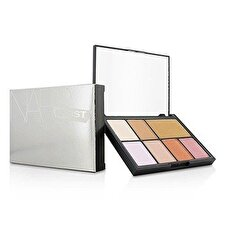 issist Cheek Studio Palette (4x Blush, 1x Bronzing Powder, 2x Contour Blush) 29.5g/1.01oz