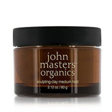 John Masters Organics Sculpting Clay (Medium Hold) 60g/2.12oz