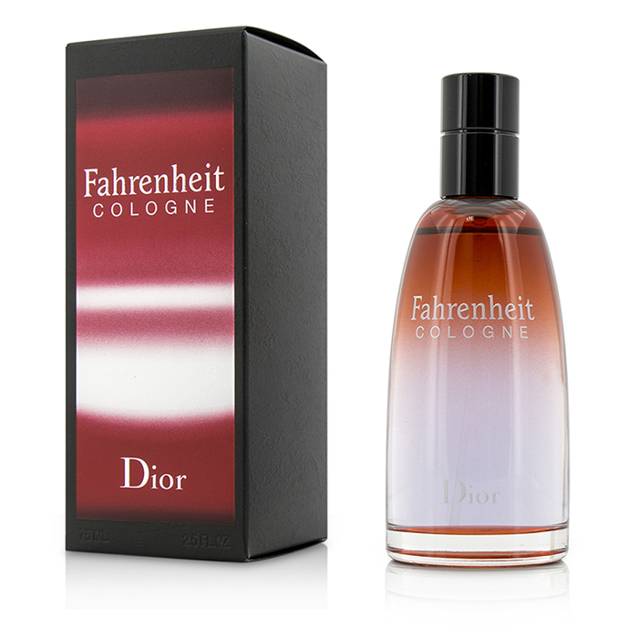 Christian Dior Fahrenheit Cologne Spray 75ml | Cosmetics ...