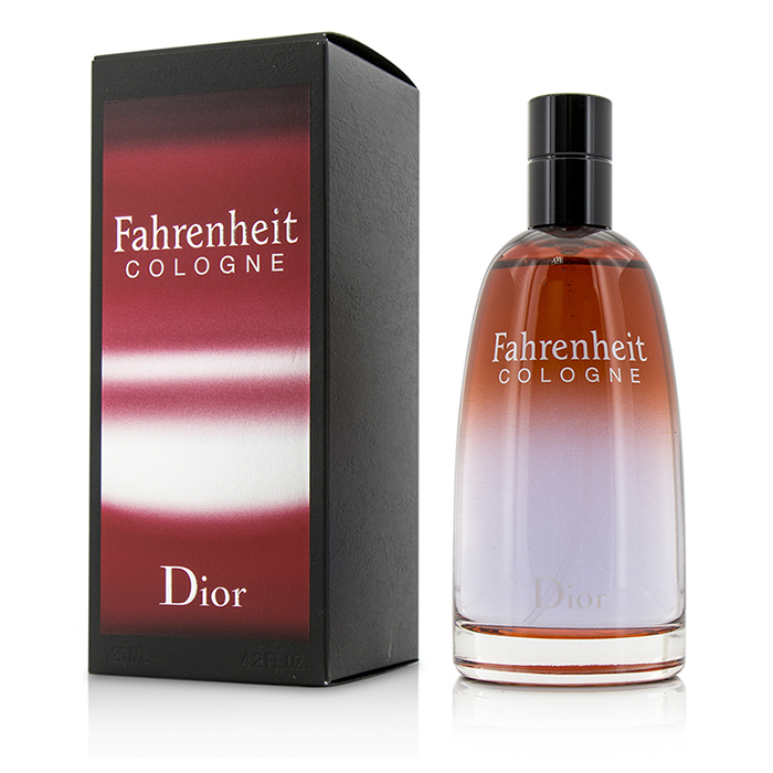 Christian Dior Fahrenheit Cologne Spray 125ml | Cosmetics ...