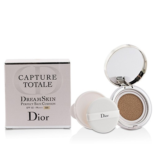 Details About Christian Dior Capture Totale Dreamskin Perfect Skin Cushion Spf 50 2x15g 0 5oz