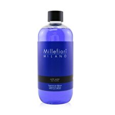 Millefiori Natural Fragrance Diffuser Refill - Cold Water 500ml/16.9oz