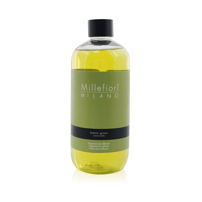 Natural Fragrance Diffuser Refill - Lemon Grass 500ml/16.9oz