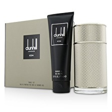 Dunhill Icon Coffret: Eau De Parfum Spray 100ml/3.4oz + Shower Gel 90ml/3oz 2pcs