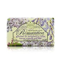 Nesti Dante Romantica Enchanting Natural Soap - Tuscan Wisteria & Lilac 250g/8.8oz