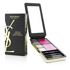 Yves Saint Laurent Very YSL Makeup Palette (Silver Edition) (1x Blush, 2x Lipcolour, 4x Eyeshadow, 3x Applicator) 11.7g/0.3oz