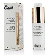 Dr. Brandt 2% Retinol Complex Serum 30ml/1oz