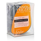 Tangle Teezer Compact Styler On-The-Go Detangling Hair Brush - # Orange Flare 1pc