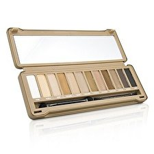BYS Eyeshadow Palette (12x Eyeshadow, 2x Applicator) - Matte 12g/0.42oz