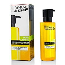 L'Oreal Men Expert Pure & Matte Wüstenlehm Wasserlotion 120ml/4.06oz