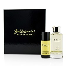 Baldessarini Set: Cologne Spray + Deo Stick 40ml / 1.4oz 2 Stück 75ml/2.5oz