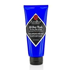 Jack Black All Over Wash for Face, Hair & Body 295ml/10oz