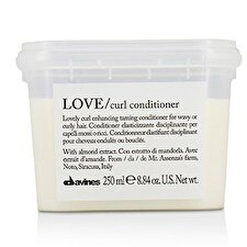 Davines Love Lovely Curl Enhancing Taming Conditioner (For Wavy or Curly Hair) 250ml/8.84oz