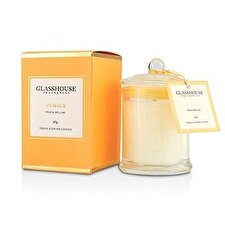 Glasshouse Triple Scented Candle - Venice (Peach Bellini) 60g