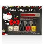 OPI Hello Kitty Mini Nail Lacquers Friend Pack 6pcs