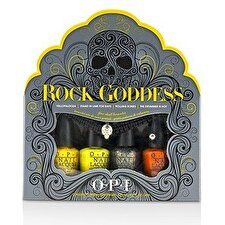 OPI Rock Goddess Mini Nail Lacquer Set 5pcs