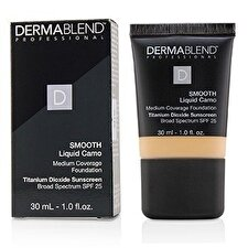 Dermablend Smooth Liquid Camo Foundation SPF 25 (Medium Coverage) - Cream (10N) 30ml/1oz