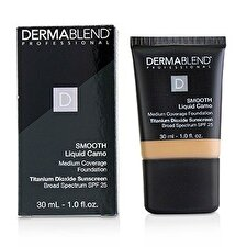 Dermablend Smooth Liquid Camo Foundation SPF 25 (Medium Coverage) - Sepia (40C) 30ml/1oz