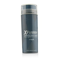 XFusion Keratin Hair Fibers - # Dark Brown 28g/0.98oz