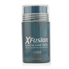 XFusion Keratin Hair Fibers - # Medium Brown 15g/0.53oz