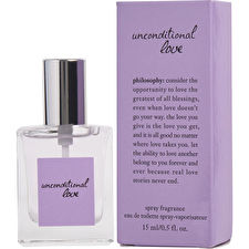 Philosophy Unconditional Love Eau De Toilette Spray 15ml/0.5oz